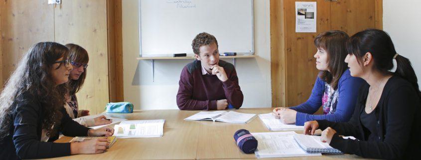 English Lesson - Derby Language School