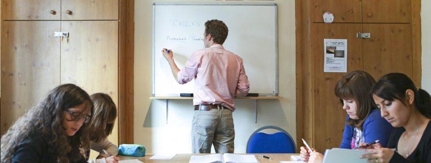 German Lesson - Derby Language School
