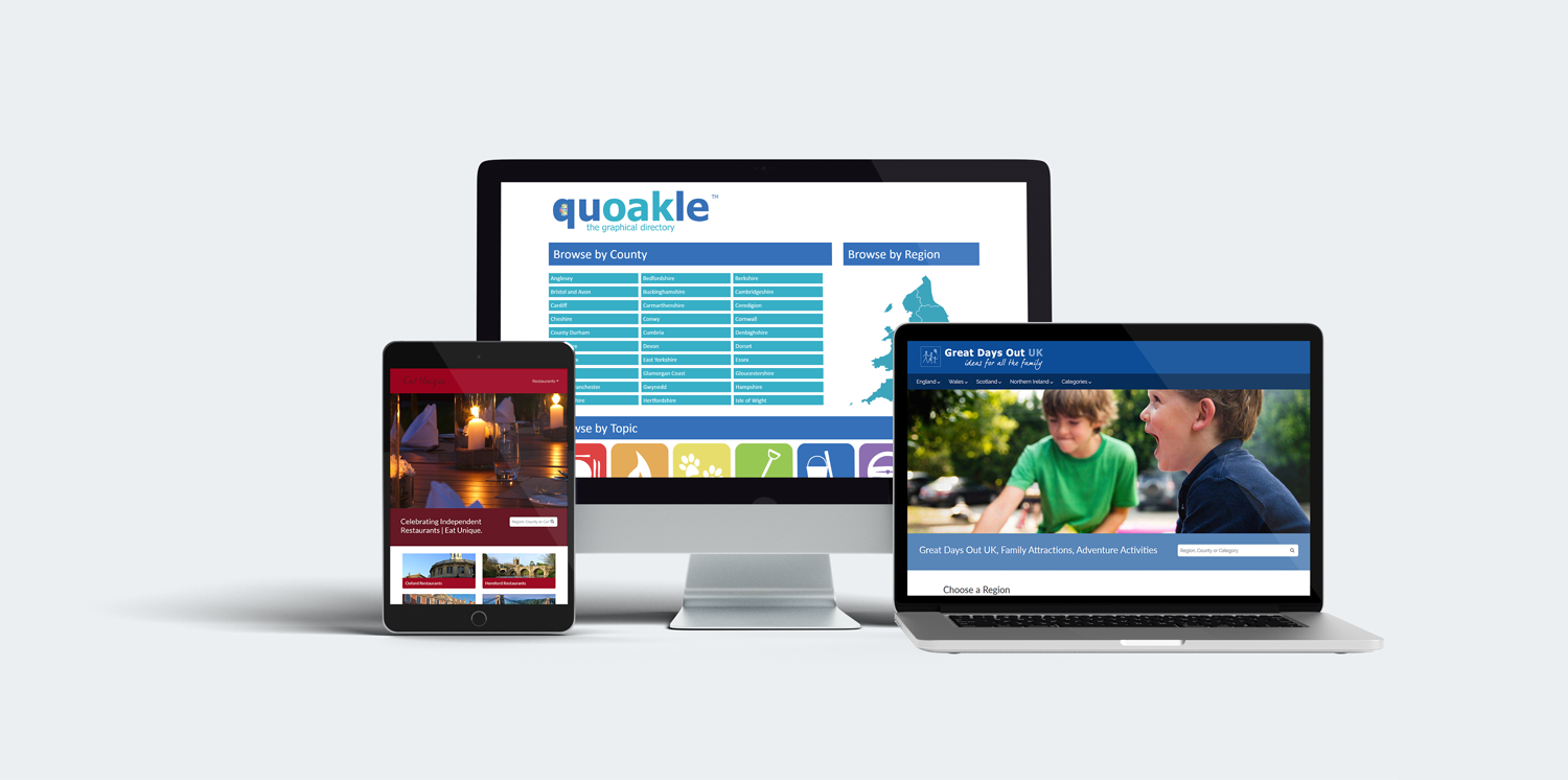 Quoakle Directories On 3 Devices